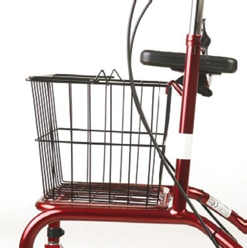 Human Care Rollator Basket With Handle for Models - Carl Oskar & Rebel -  HMC-10601