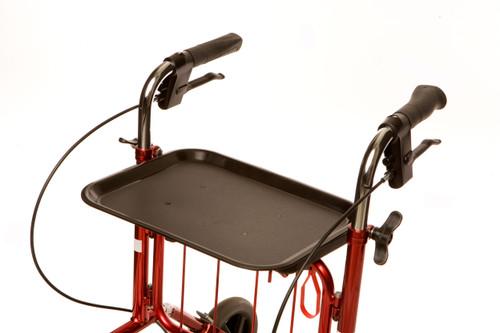 Human Care  Rollator Tray Large For Models- Carl Oskar, Rebel, TW and Rebel RA | MPN: 10602 | 7331599993347