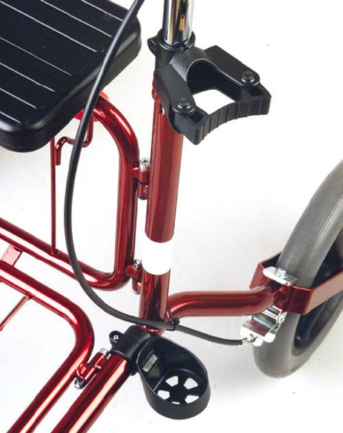 Human Care Rollator Cane/Umbrella Holder for Carl Oskar, Rebel, Rebel TW & RA -  HMC-10603