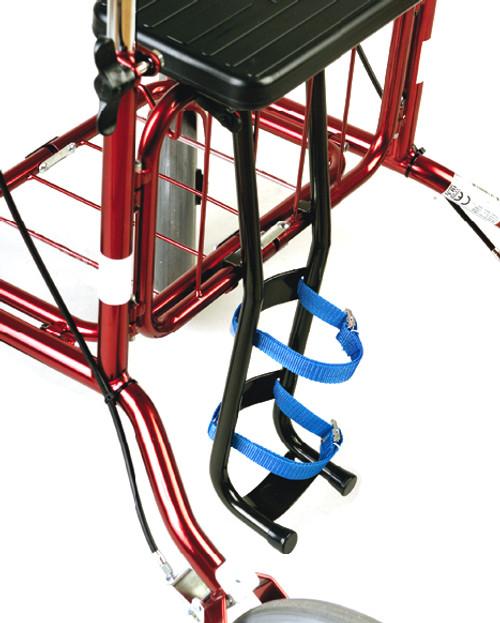 Human Care Oxygen Tank Holder For Rollator Models - Carl Oskar & Rebel Series -  HMC-10615
