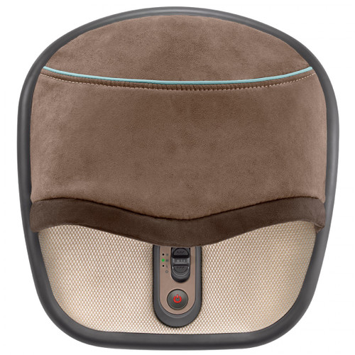 HoMedics Shiatsu and Air Compression Foot Massager | UPC: 031262059796