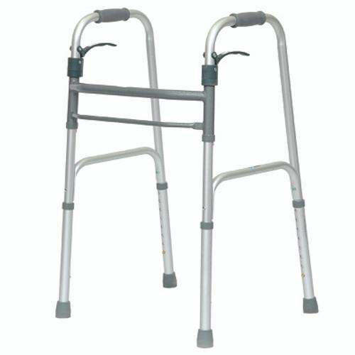 ProBasics Aluminum Walker Trigger Without Wheels Adults | UPC: 815067070992  | MPN: WKAANSL