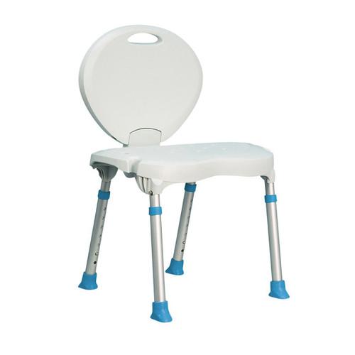 Drive Medical AquaSense Ergonomic Folding Bath Seat -  DRI-770-525