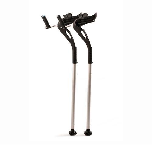 Drive Medical Mobility Designed Forearm Comfort Crutch 1 Pair  | UPC:  (01)00852956008094 | SKU: DRI-MD30002