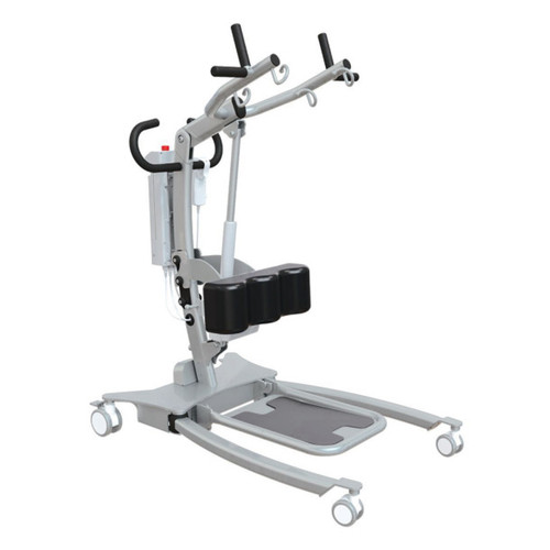 Drive Medical Sit to Stand Patient Lift with Manual Base -  DRI-STSM450