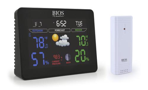 BIOS Medical Colour Weather Station -  BIO-386BC