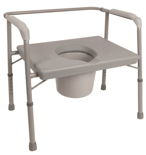 ProBasics Bariatric Commode with Extra Wide Seat | PRB-BSB24C