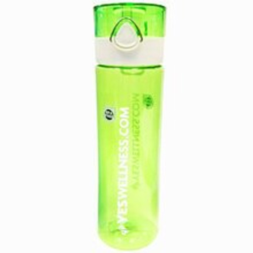 Yes Wellness Water Bottle Green -  WB-PDB-7766-2