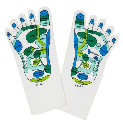Relaxus Reflexology Socks - Pair -  REL-L5750