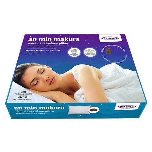 Relaxus An Min Makura Natural Buckwheat Pillow | 628949106906