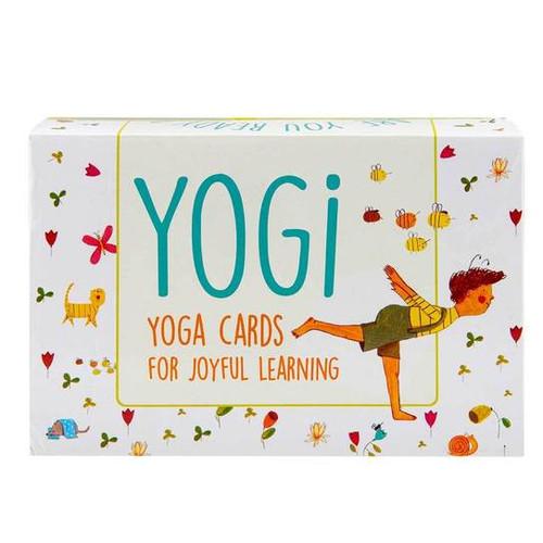 Relaxus Yogi Yoga Cards For Kids -  REL-709429