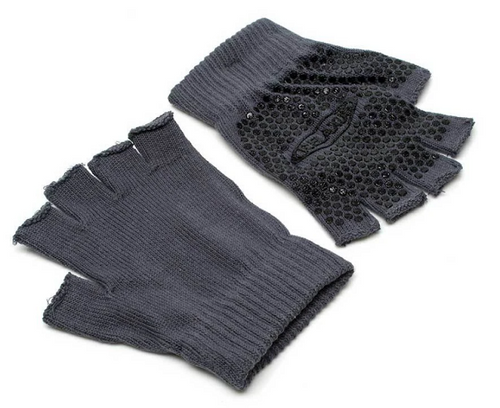 Relaxus Yoga Gloves - Grey | UPC: 628949093473