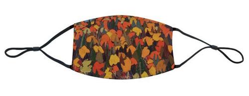 loveJack Tom Thomson Face Mask - Autumn Foliage