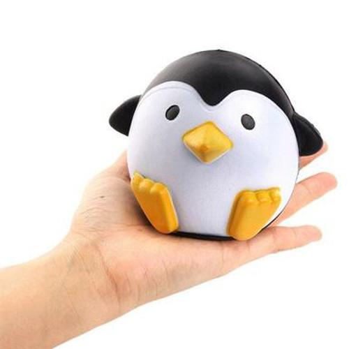 Relaxus Squishy Steve Penguin Stress Ball -  REL-701426