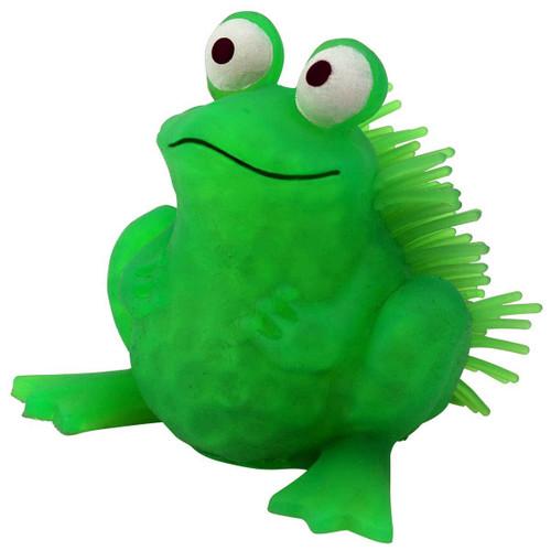 Relaxus Anti-Stress Gel Bead Frog Squeeze -  REL-701538
