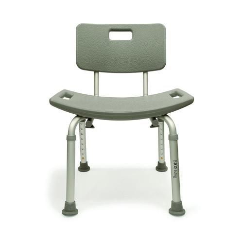 BIOS Medical Adjustable Bath Bench with Backrest |  057475590017