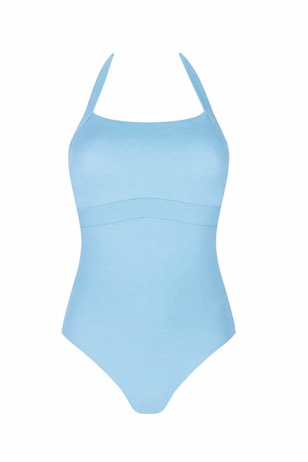 Amoena Charlie One-Piece Swimsuit - Cornflower Blue | 57149508, 71495, 4026275436890, 4026275436913