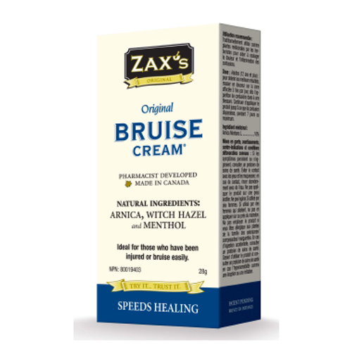 Zax's Original Bruise Cream 28 grams -  ZX-1003-001