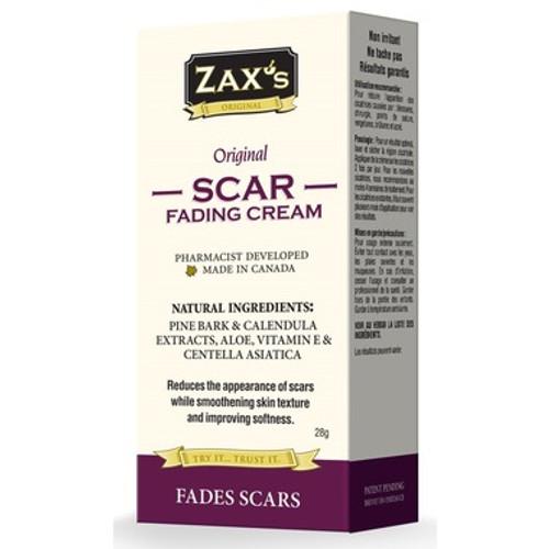 Zax's Original Scar Fading Cream 28 grams -  ZX-1006-001