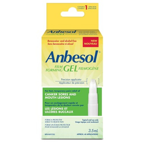 Anbesol Film Forming Gel 3.5 mL -  ANL-1000-001