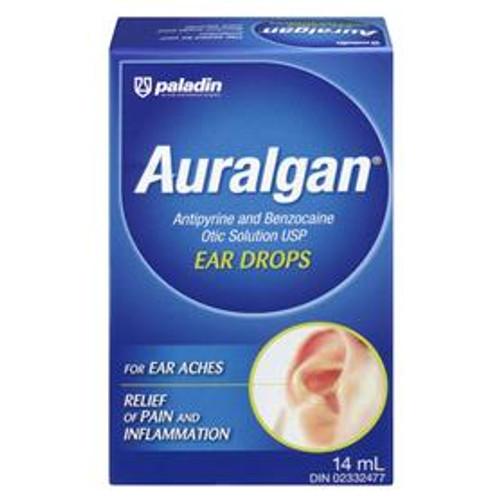 Auralgan Ear Drops 14ml  | 628791005235 | 005235