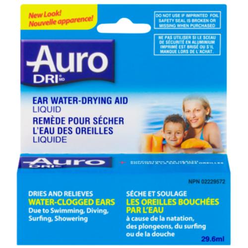 Auro-Dri Ear Drying Aid 29.6ml    624558022514   022514