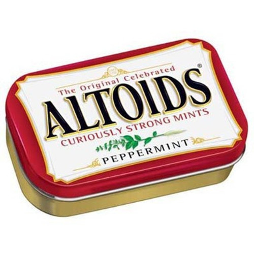 Altoids Mints Peppermint 50g | 064900070013 | 136-521