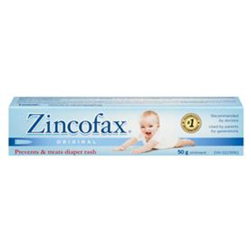Zincofax Ointment 15% Original - 50 grams | 628791005105