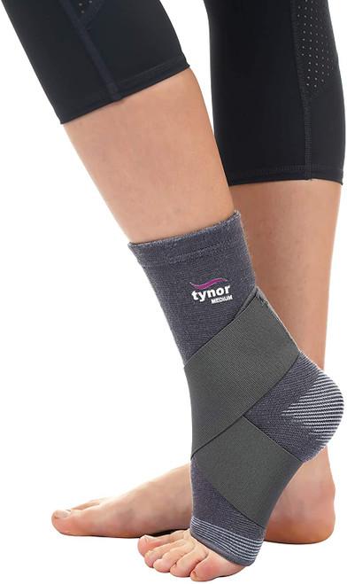 Tynor Anklet Binder | Small, medium, Large, X-Large