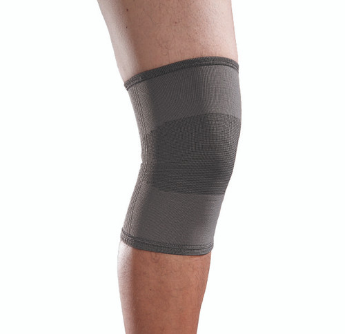 Ortho Active Charcoal Elastic Knee Support Charcoal -  ORT-R3512