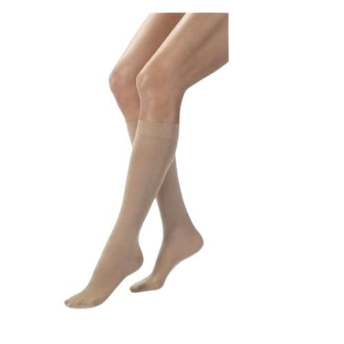 Jobst Knee High Stockings 15-20 mmHg Medium Silky Beige | 115213
