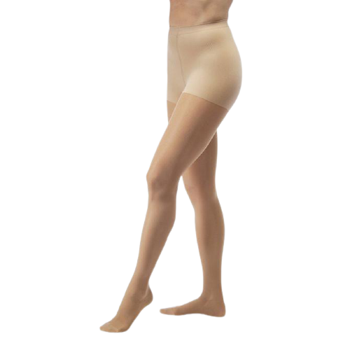 Jobst Ultrasheer Waist High Pantyhouse 15-20 mmHg Large | 035664193553
