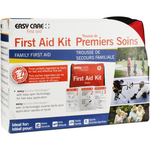 Easy Care First Aid Family First Aid Kit  | 044224707000