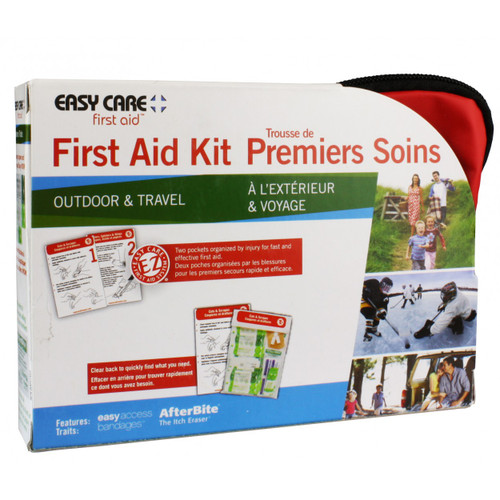 Easy Care First Aid - First Aid Kit - Outdoor and Travel -  EAS-247069