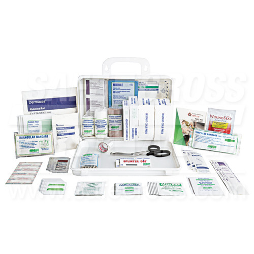 SafeCross First Aid Sport Deluxe First Aid Kit -  SFA-01376