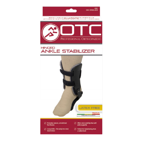 Airway Surgical OTC Hinged Ankle Stabilizer -One Stabilizer -  AWS-2091