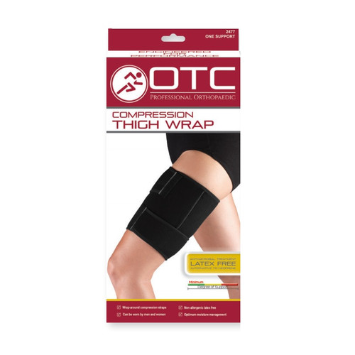 Airway Surgical OTC Compression Thigh Wrap - One Support  -  AWS-2477