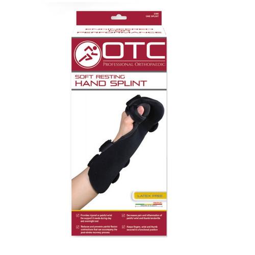 Airway Surgical OTC Soft Resting Hand Splint - One Splint -  AWS-2385