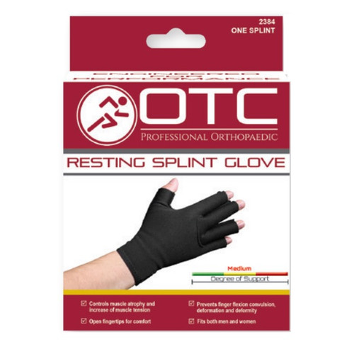 Airway Surgical OTC Resting Splint Glove -  AWS-2384