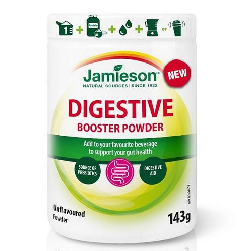 Jamieson Digestive Booster Powder -Unflavored 143g -  JM-1193-001