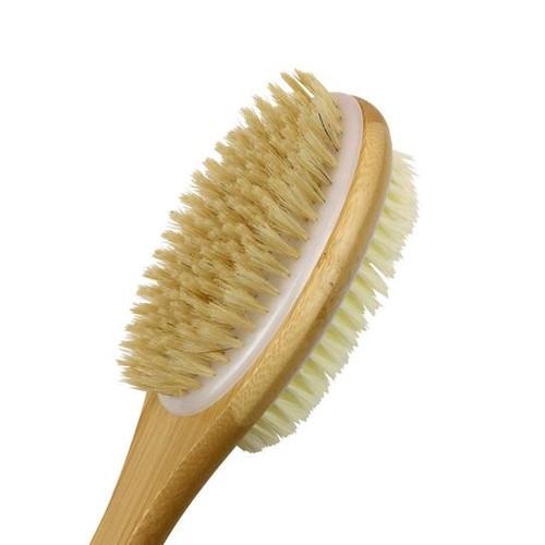 Relaxus Dual-Sided Bath & Body Brush   506339   628949163398