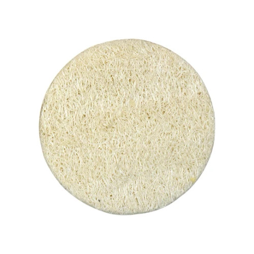Relaxus SpaRelaxus Round Loofah Pads - 4 Pack   506341