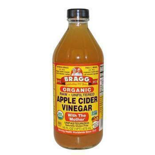 Bragg Organic Apple Cider Vinegar 473ml | 074305101168