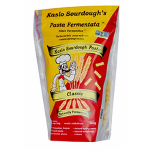 Kaslo Sourdoughs Pasta Fermentata Classic Rotini 560g   779605336424