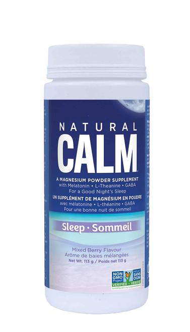 Natural Calm Specifics- Calmful Sleep Mixed Berry 113 g   871469000937