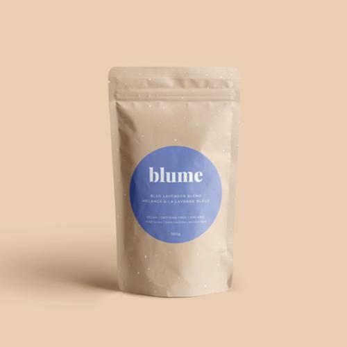 Blume Blue Lavender Blend - In Packaging 100g   627843879749