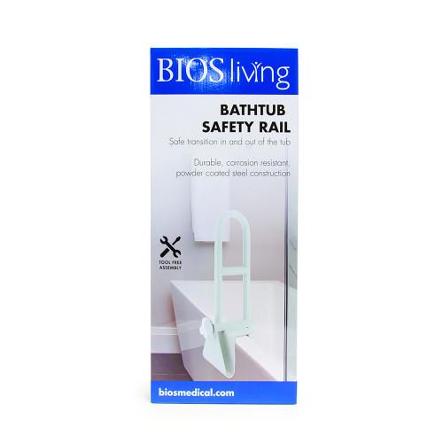 BIOS Living Bathtub Safety Rail   057475247157
