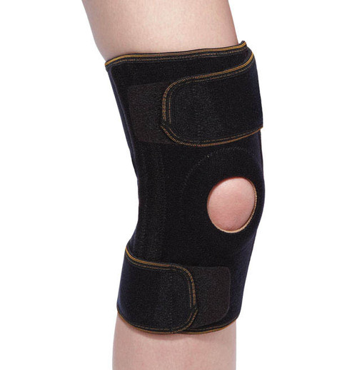 Ortho Active Universal Elastic Knee Stabilizer with Spiral Stays| UPC 623417270851