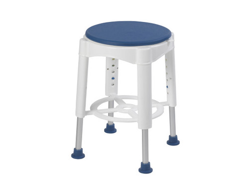 Drive Medical Shower Stool with Rotating Seat -  DRI-RTL12061M