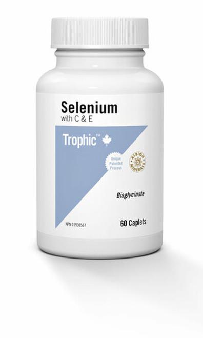 Trophic Selenium with C & E | 069967124310